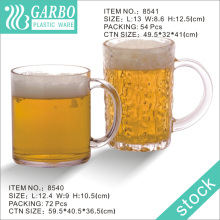 Tasses de bière en plastique 485ml 8540