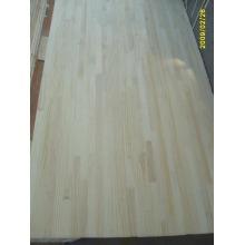 Совместное доски сосновой древесины палец для мебели