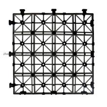 Factory Wholesale Stable Plastic Base Deck Tile Plastic Base Floor Tile WPC Deck Tiles Interlock Base