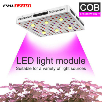 Full Spectrum LED COB Grow Light Use