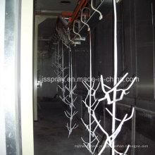 Equipamento de revestimento de pó de alta Quailty para Metal Industrial