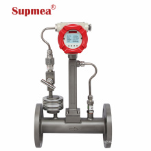 ip65 temperature compensation vortex flow meter vortex flowmeter steam vortex flowmeter steam