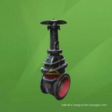 Rising Stem Wedge Double Disc Coal Gas Gate Valve (GAZ42W/GAZ542W/GA942W)