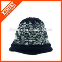 Модный акриловый исландский шнурок вязаный толще теплый шапочка шапочка шапочка