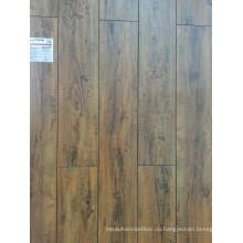 Синхронизированный тисненый восковой настил V-Groove Laminate Flooring