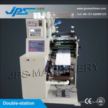 Automatic Two-Station Die-Cutter Machine with Slitting Function