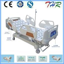 Cama de hospital eléctrico de la ICU de 5 funciones (THR-EB5201)