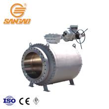 Шаровой кран 150 фунтов 300 фунтов 900 фунтов для газопроводов 4-дюймовый фланцевый шаровой кран