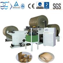 Jumbo Roll Paper Slicing Machine de haute productivité
