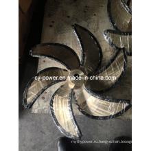 6-лопастной пропеллер с высоким перекосом