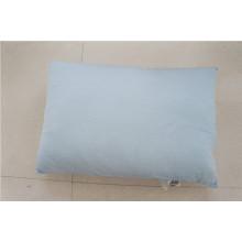 Soft Cool Blue Linen Fiber Pillow 50*70cm