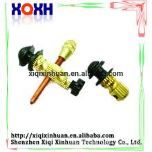 Professional tattoo machine parts brass binding post ,copper machine screw