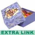 Высокое Качество Пакет Для Хранения Пользовательских Бумажная Коробка Картона Макарони