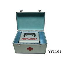 2-in-1-Alu-erste-Hilfe-Box kann Frachtkosten sparen.
