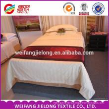 100% Cotton Hotel Fabric Plain/Satin/Stripe Cheap Bed Sheet Sets Satin Stripe Plain 100 Cotton Hotel Suppliers stripe cotton