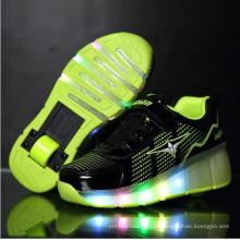 Single Wheels Roller Skate Shoes