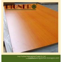 1220X2440 Melamine MDF Plywood E0, E1 Glue