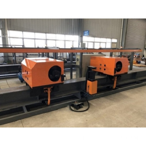 Cnc Vertical Rebar Double Bender