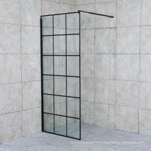 Line Design Shower Partition Simple Walk in