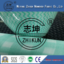 Spunlace Nonwoven Fabric with Three Colors (38g-100g)