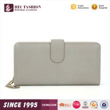 HEC Latest Designed White Color Ladies Fancy Clutch Purse Hand Wallet