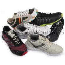 Sapatas Running do esporte conservado em estoque do preço do competidor, sapatas ostentando ocasionais da variedade