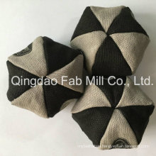 Hemp Fabric Made Hacky Sack for Sports or Toy (HASA16)
