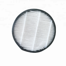 Round Hepa air filter for medical equipment