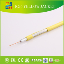 Hangzhou Linan Cable y Cable 75 Ohm Cable Coaxial RG6