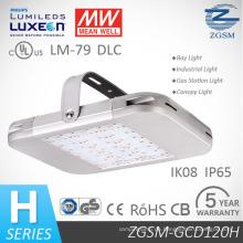 UL-Dlc-SAA aufgeführten 120W LED industrielle Lampe für Lager Beleuchtung mit 5 Jahren Garantie