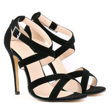 New Style of Fashion High Heel Women Sandal (A111)