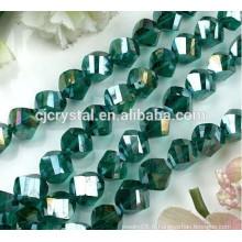 Chine Pujiang Perles de cristal de haute qualité en vrac