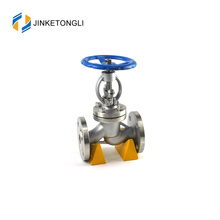 "JKTLPJ010 threaded carbon steel 3 ""globe valve"