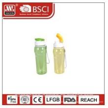 пластиковая бутылка воды 0..55/0.75L