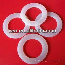 Rondelle et joints en silicone FDA