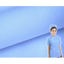 Polyester Cotton Anti Chlorine Wash Nurse Uniform Fabric
