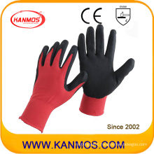 Industrial Safety Nitrile Jersey Coated Dipped Work Gloves (53302NL)
