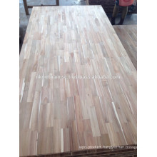 Finger joint Board made by durable Acacia for Furniture
