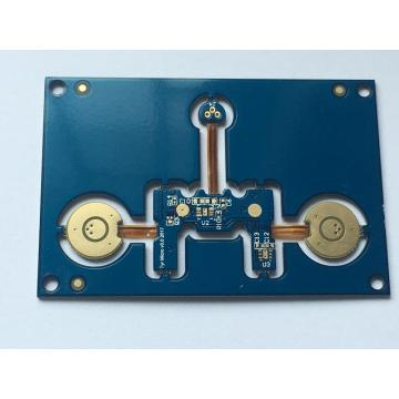 Petit ensemble PCB BGA Rigid-Flex