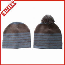 Fashion Winter Knitted Jacquard Promotion Beanies