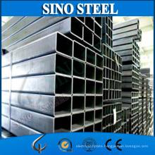 500mm*400mm S235j2 En10210 Galvanized Squre Steel Pipe