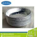 Chine Fournir des casseroles en aluminium jetables de restauration