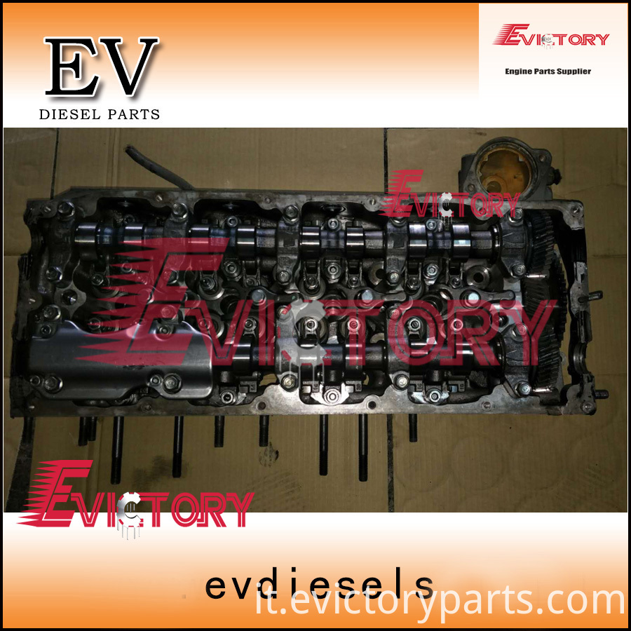 4JJ1 cylinder head used-1