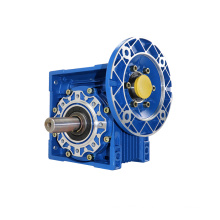 Speed reducer NMRV063 ratio 50 worm gearbox for AC motor