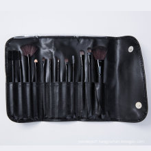12 PCS High Quality Synthetic Hair Brush Makeup Tool with Case