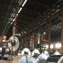 SGS Certificate Galvanzied Iron Rolls Steel Sheet Coil