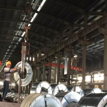 Ferro de Galvanzied certificado SGS rolos de bobina de chapa de aço