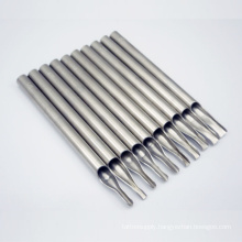 Long Stainless Steel Grip Tip Type Tattoo Needle Tip Hb-515
