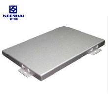 Solid Single Aluminum Panel Design Construction Material Facade