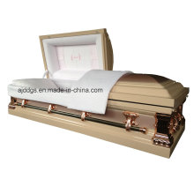 American Style Metal Coffin (18319042)